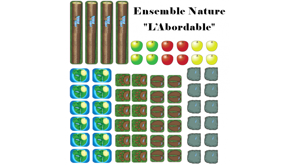 Ensemble Nature L'Abordable